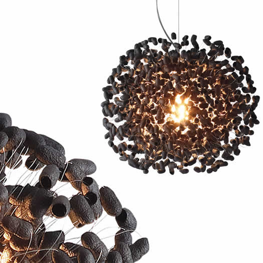 Moderne Hanglamp Interieur Midnight Moon