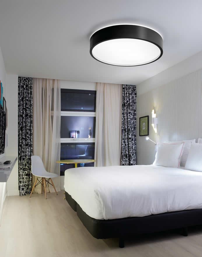 slaapkamer zwart wit rood beste inspiratie voor interieur design