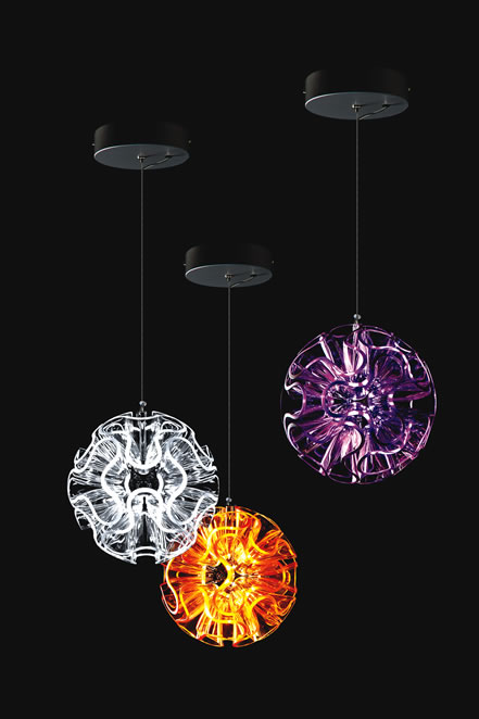 Hanglamp Led Verlichting Design Modern CORALL2 Pendant