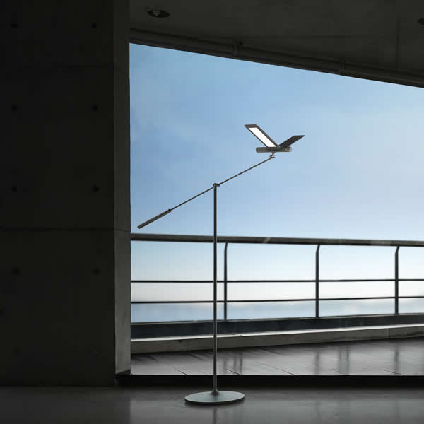 Staande Lamp Led Seagull Floor 1