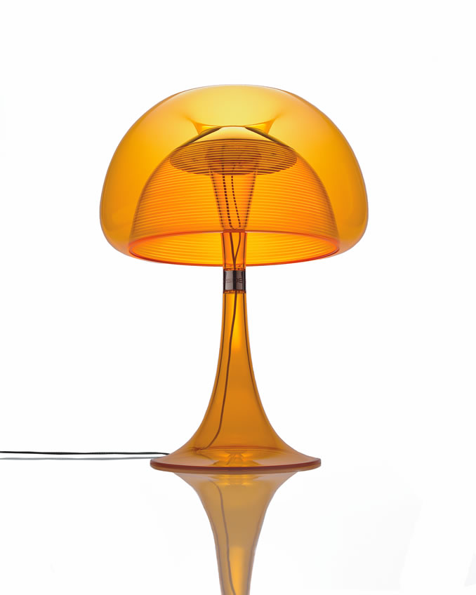 Tafellamp LED Aurelia Orange