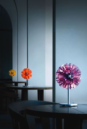 Tafellampen Led Verlichting Design Coral Table Light 04