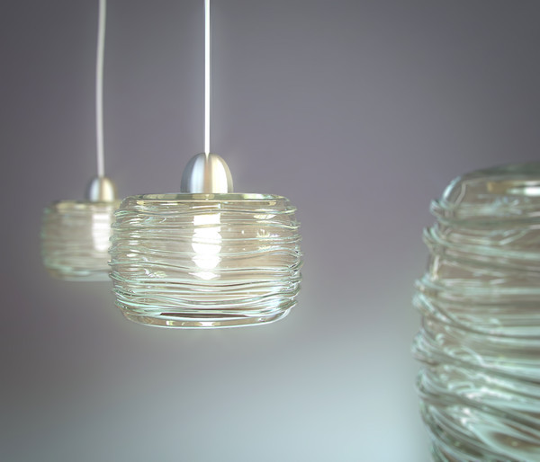 Hanglamp Glas Keuken : Contemporary Pendant Lighting