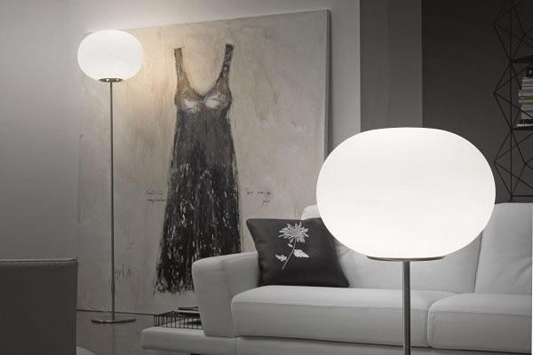 Mooie bolvormige tafellampen for Mooie tafellampen