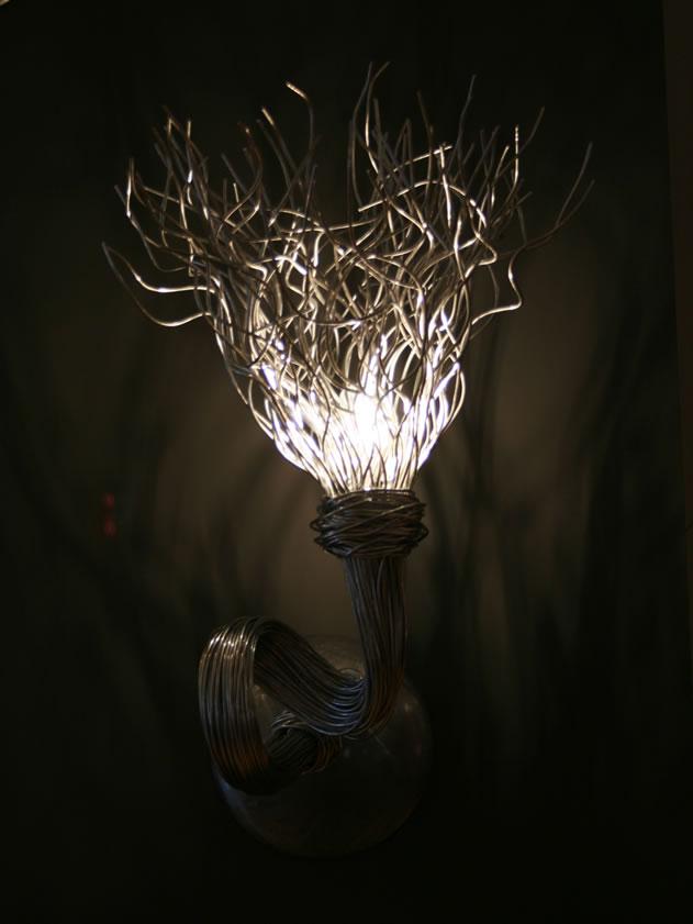 Fraaie moderne wandverlichting wind for Designer lampen wohnzimmer
