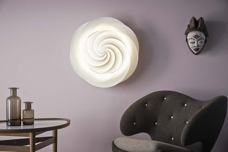 Wandlamp Retro Design