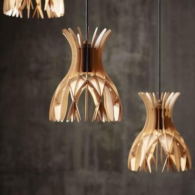 Fraaie collectie hanglampen