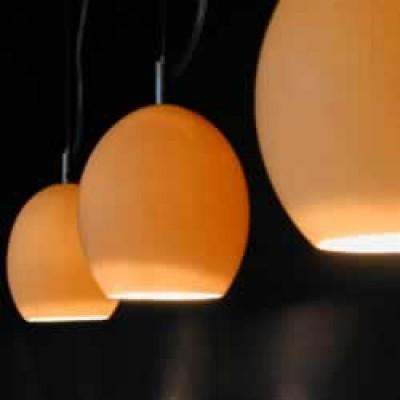 lampen struisvogelei