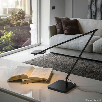 bureaulamp en LED leeslamp