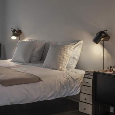 wand leeslampen slaapkamer