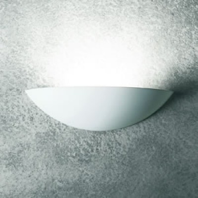 Wandlamp gips uplight en wall washer