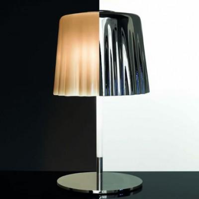Klassieke glazen tafellamp
