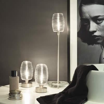 Klassieke tafellampen muranoglas